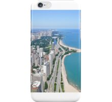 John Hancock Skyline CHICAGO iPhone Case/Skin