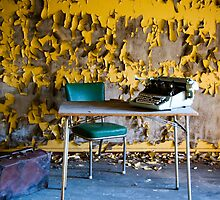 The Yellow Wallpaper by Christina Børding