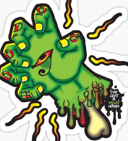 Mojo Hand Sticker