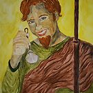 Saint James the Great by TriciaDanby