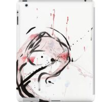 Oil and Water #15 iPad Case/Skin