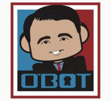 Scott Walker Politico'bot Toy Robot 3.0 Kids Tee