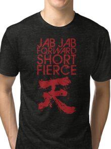Raging Demon 2 Tri-blend T-Shirt