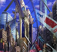 Timesquare- Concept by David Sourwine