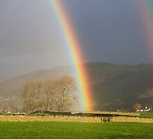 Double Rainbow by Simon Hathaway