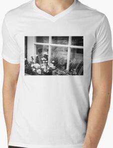 Beyond the window Mens V-Neck T-Shirt