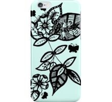 Too Flower iPhone Case/Skin