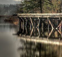 The Christmas Trestle by NancyR