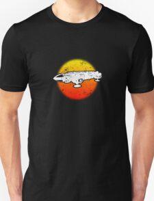 Space Eagle 1 Transporter 1999 Dive Dark T-Shirt