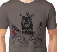 British Unicorn Unisex T-Shirt