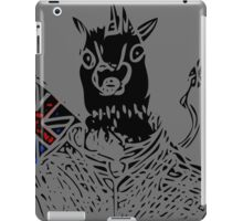 British Unicorn iPad Case/Skin