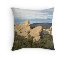Agua Dulce-Sweet Water Throw Pillow
