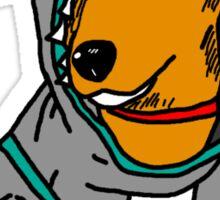 Ralph is a Shark Sticker
