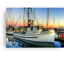Cape Cleare ~ Port Townsend, WA ~ HDR Series Canvas Print