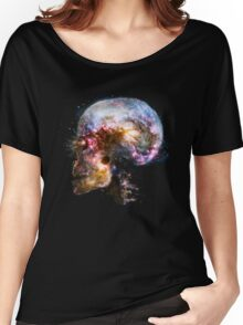 Skull Space Women's Relaxed Fit T-Shirt
