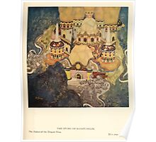 Fairy book Fairy Tales of the Allied Nations - 1917 - Edmund Dulac - 0169 - The Story of Bashtchelik Poster