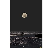Night Boat Ride Photographic Print