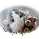 Wishing you all a Merry Christmas! by Ellen van Deelen