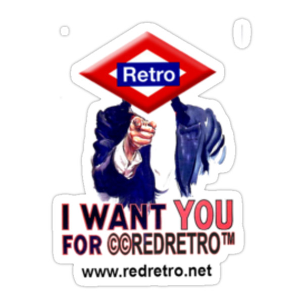 I WANT YOU FOR REDRETRO by redretro