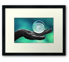But Our Spirits Never Die Framed Print