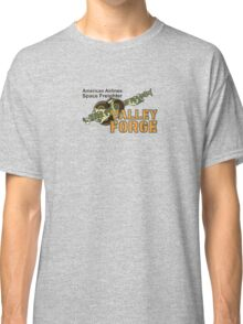 Valley Forge Space Freighter - front Classic T-Shirt