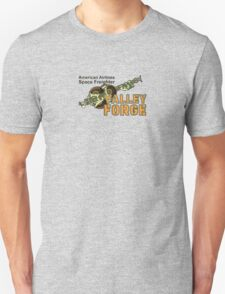Valley Forge Space Freighter - front T-Shirt