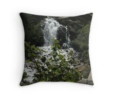 Helen Hunt Falls- Colorado Springs, Co Throw Pillow
