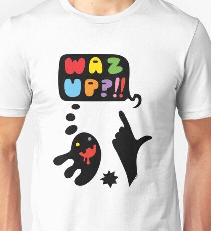 waz up holmes?  Unisex T-Shirt