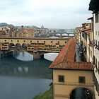 The Ponte Vecchio by TravelerScout