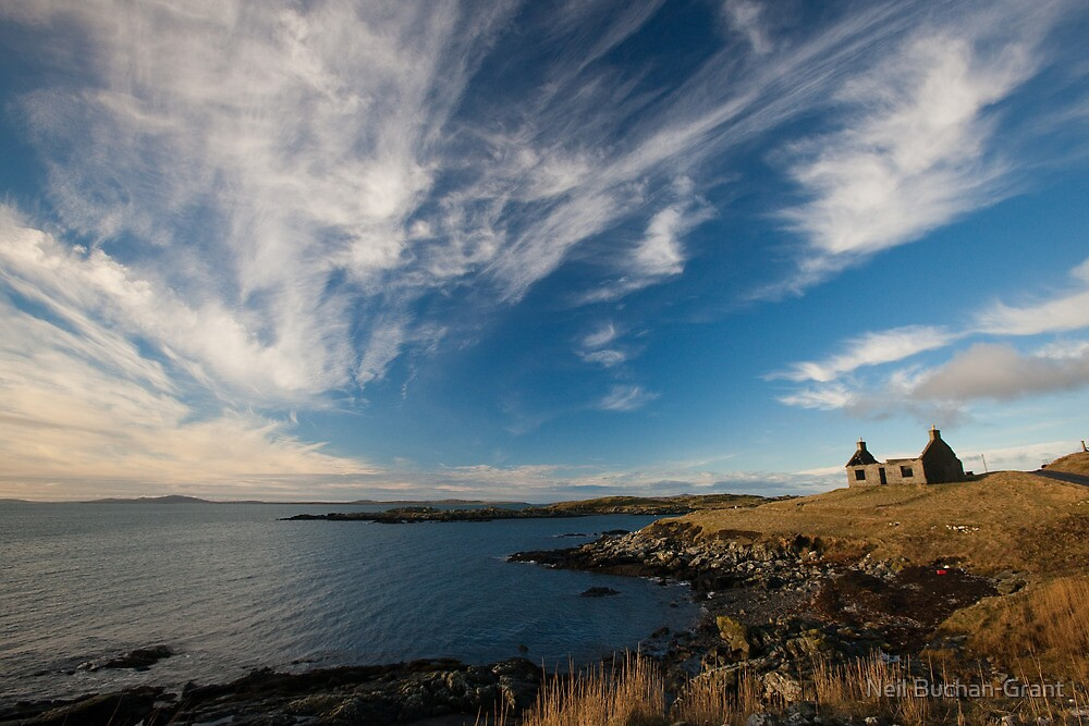 Harris, Scotland by Neil Buchan-Grant