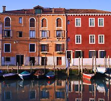 Reflections of Murano by TravelerScout