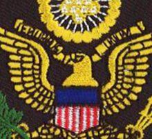 Army Corps Emblem Sticker