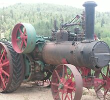 steam engine- Colorado by johntbell
