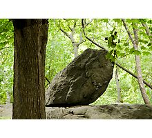 ZEN  ROCK Photographic Print