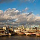 London Scene by Neil Buchan-Grant