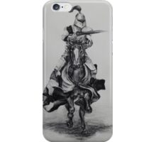 Sir Knight iPhone Case/Skin
