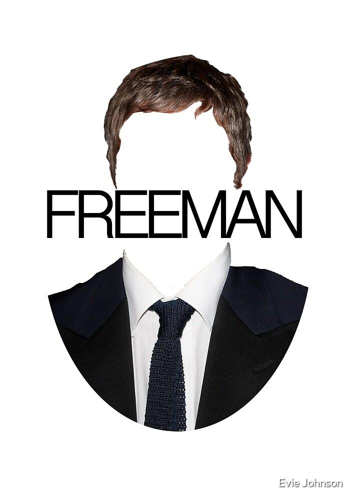 Martin Freeman by andrewscott