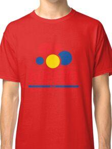 nerd alert white  Classic T-Shirt