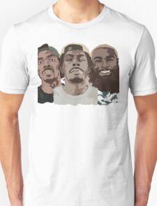 Flatbush ZOMBiES - ART Unisex T-Shirt