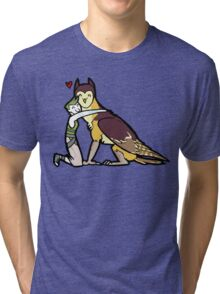The Cute Couple Tri-blend T-Shirt