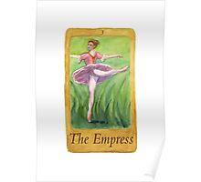 Ballet Tarot Cards: The Empress Poster