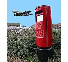 Air Mail Photographic Print