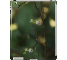 Whispers of Spring in the Tranquil Forest iPad Case/Skin