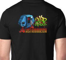 Old School Astromech - Back Unisex T-Shirt