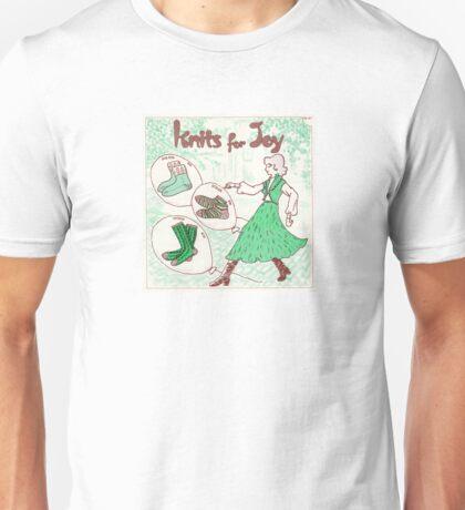 Knits For Joy Unisex T-Shirt