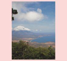 an inspiring Nicaragua landscape One Piece - Short Sleeve