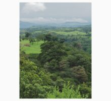 a vast Nicaragua