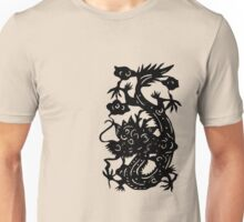 Chinese Dragon For Year of The Dragon Unisex T-Shirt