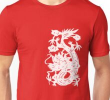 Chinese Dragon For Year Of The Dragon Dark Unisex T-Shirt