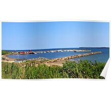 Port Mourien Poster